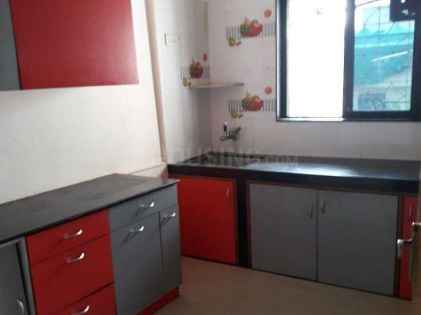 Kitchen Image of 653 Sq.ft 1 BHK Apartment for rent in Mankhurd for 17000