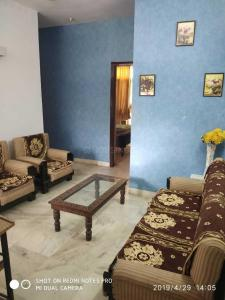 Living Room Image of Paying Guest For Girls Sector 57 Gurgaon in Sector 57