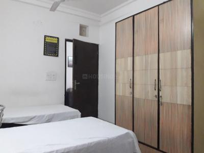 Bedroom Image of Krishna Kunj PG in Sector 17 Rohini