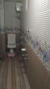 Bathroom Image of Happy Home Girls PG in Chandkheda