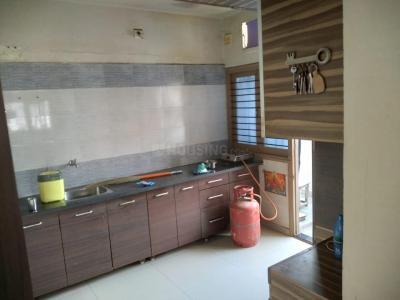 Kitchen Image of Falu's PG in Thaltej