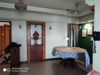 Gallery Cover Image of 850 Sq.ft 2 BHK Apartment for rent in Tarangan Towers, Thane West for 35000