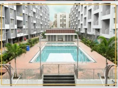 Gallery Cover Image of 955 Sq.ft 2 BHK Apartment for buy in SSD Sai Pearl Phase 2, Pimple Saudagar for 8200000