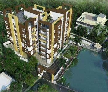 Gallery Cover Image of 736 Sq.ft 2 BHK Apartment for buy in Mourigram for 1840000