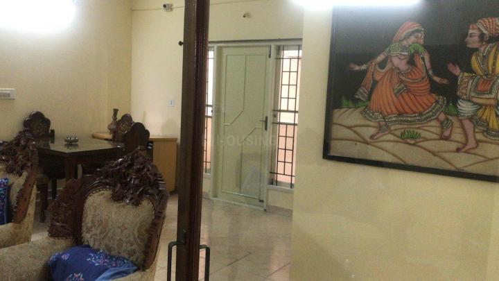 Living Room Image of 1700 Sq.ft 2 BHK Independent House for rent in Vibhutipura for 32000
