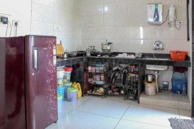 Kitchen Image of C 605, Dsk Gandhakosh in Baner