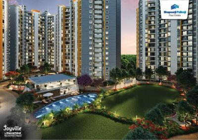 Gallery Cover Image of 650 Sq.ft 1 BHK Apartment for buy in Hinjewadi for 4100000