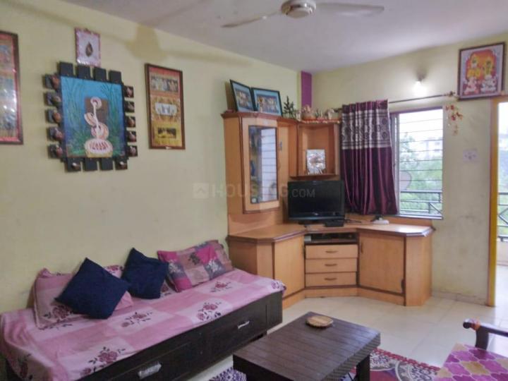 Bedroom Image of 890 Sq.ft 1 BHK Apartment for buy in ShantibanHousing, Vishrantwadi for 3800000