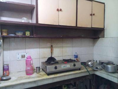 Kitchen Image of Krishna PG in Sector 7 Rohini
