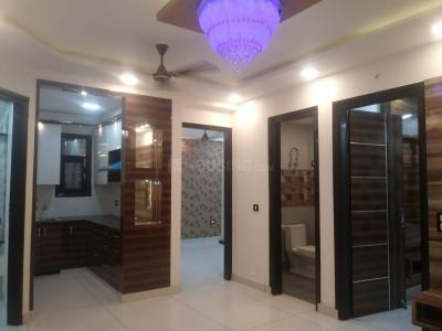 Gallery Cover Image of 700 Sq.ft 2 BHK Independent House for buy in Dwarka Mor for 2800000