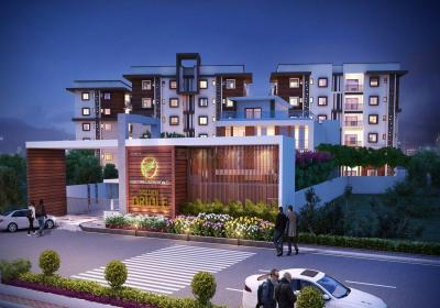 Gallery Cover Image of 1770 Sq.ft 3 BHK Apartment for buy in Manikonda for 8850000