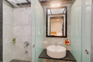 बालेवाड़ी में हूलिव - अटलांटिस के बाथरूम की तस्वीर
