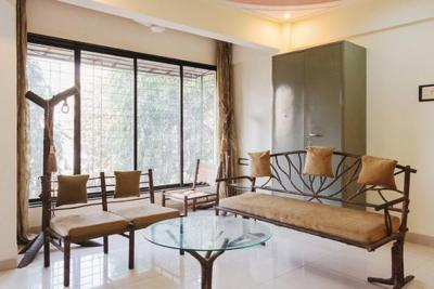 Gallery Cover Image of 1200 Sq.ft 3 BHK Apartment for rent in Rajesh Raj Madhur, Borivali West for 65000