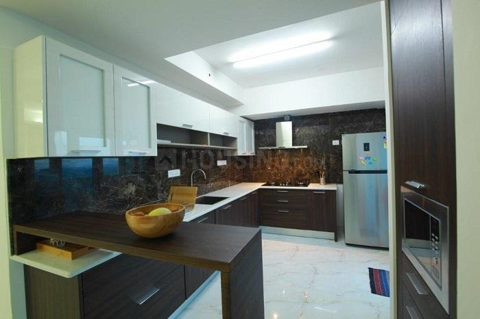 Kitchen Image of 1402 Sq.ft 2 BHK Apartment for buy in Tellapur for 6729600