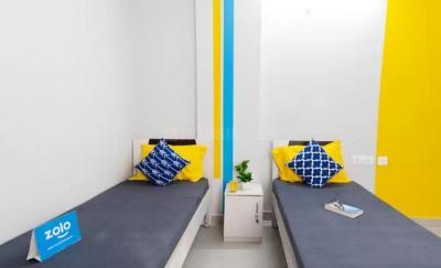 Bedroom Image of Apartments For Men in Hafeezpet