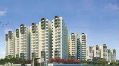Gallery Cover Image of 1266 Sq.ft 2 BHK Apartment for buy in Ramky One Galaxia, Serilingampally for 7847934
