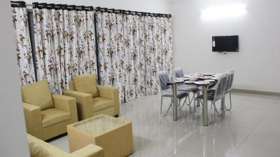 Living Room Image of 601 Tower 94 Neo Amanora Park Town in Hadapsar