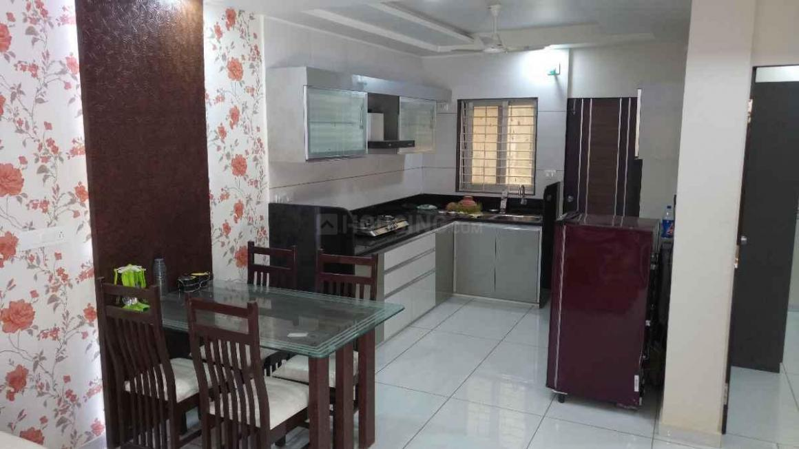 Dining Room Image of 1487 Sq.ft 4 BHK Villa for buy in Harni for 7200000