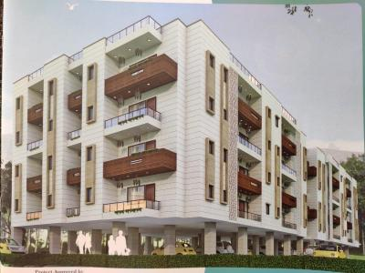 Gallery Cover Image of 1073 Sq.ft 2 BHK Apartment for buy in Bharthal for 4200000