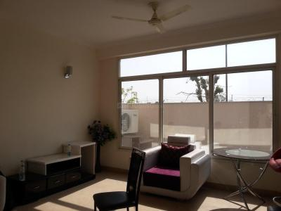 Gallery Cover Image of 1000 Sq.ft 3 BHK Villa for rent in Omicron I Greater Noida for 20000