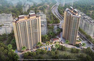 Gallery Cover Image of 1080 Sq.ft 2 BHK Apartment for buy in Unique Estate Mumbai, Mira Road West for 5528000