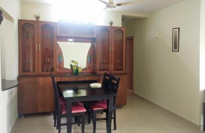 Dining Room Image of Knight Bridge Apartment, A-808 in Marathahalli