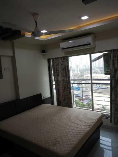 Bedroom Image of 800 Sq.ft 2 BHK Apartment for rent in Lower Parel for 75000