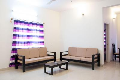 Living Room Image of Adesh Nest in HBR Layout