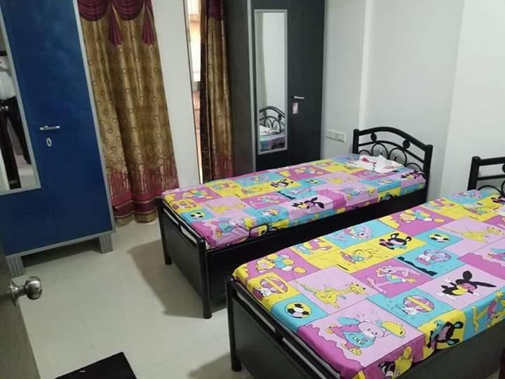 Bedroom Image of Happy Homes Residency in Andheri East