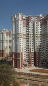 Gallery Cover Image of 1665 Sq.ft 3 BHK Apartment for rent in Gunjur Village for 34000