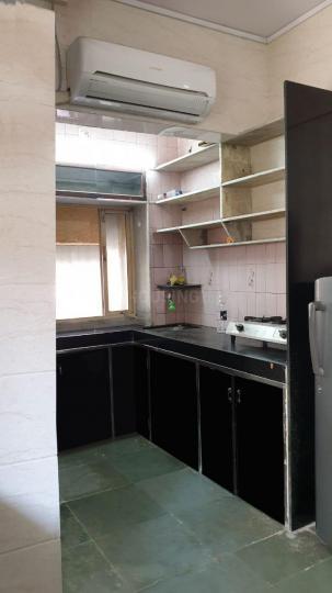 Kitchen Image of PG Room in Dadar West