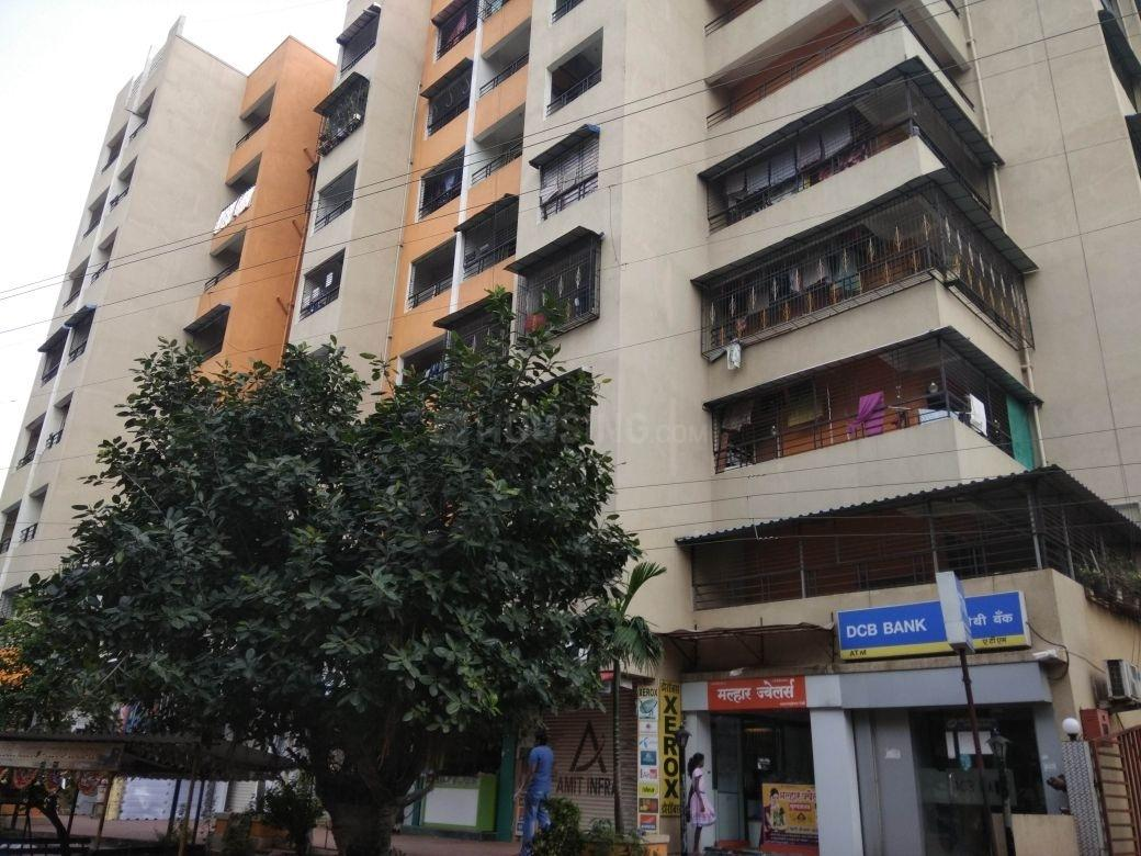 Building Image of 930 Sq.ft 2 BHK Apartment for rent in Badlapur East for 6000