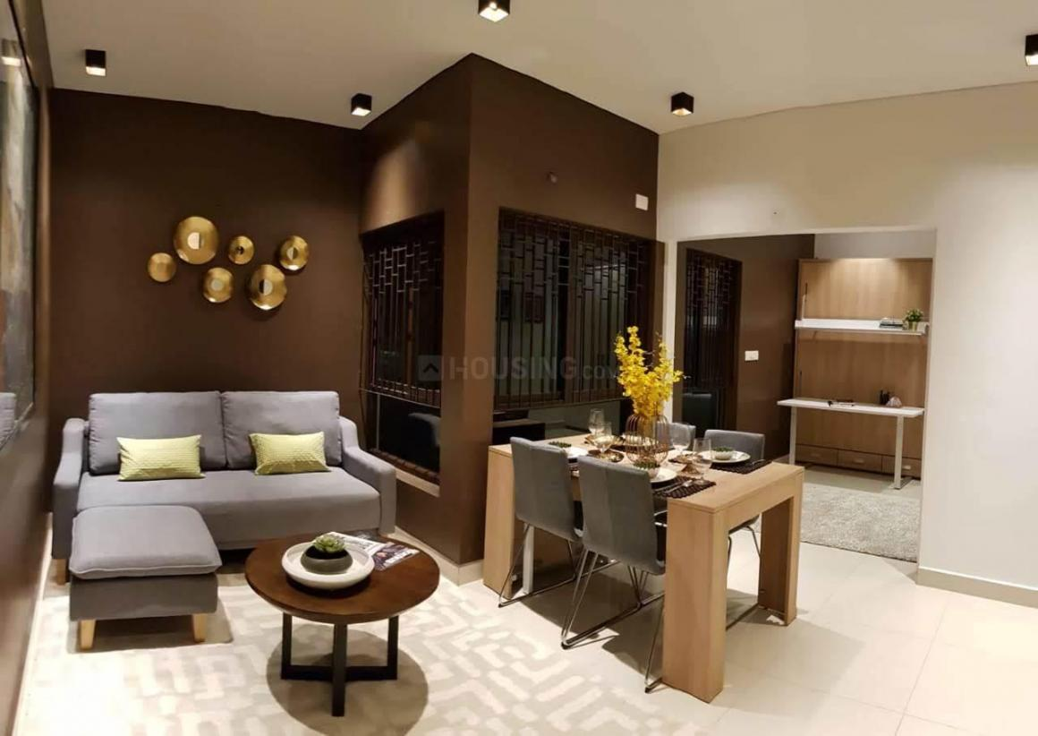 Living Room Image of 642 Sq.ft 2 BHK Apartment for buy in Bommasandra for 3214000