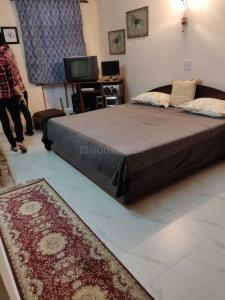 Gallery Cover Image of 2000 Sq.ft 3 BHK Independent Floor for rent in Sector 36 for 40000