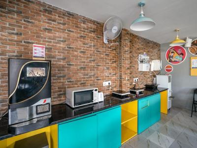 Kitchen Image of Stanza Living San Diego House in Vijay Nagar
