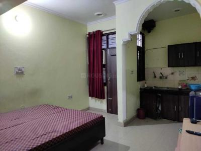 Gallery Cover Image of 586 Sq.ft 1 BHK Independent Floor for rent in Sector 49 for 15500