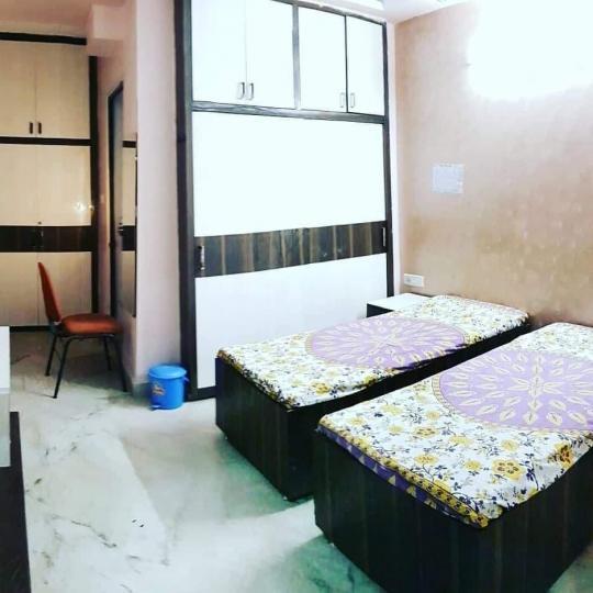 Bedroom Image of PG 4194004 Malka Ganj in Malka Ganj
