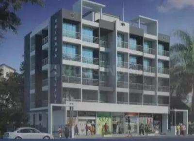 Gallery Cover Image of 650 Sq.ft 1 BHK Apartment for rent in Krishna Enclave, Ghansoli for 15500