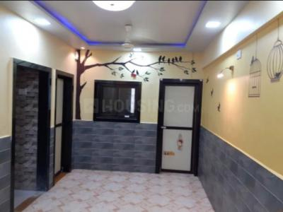Gallery Cover Image of 465 Sq.ft 1 BHK Apartment for rent in Thane West for 16000