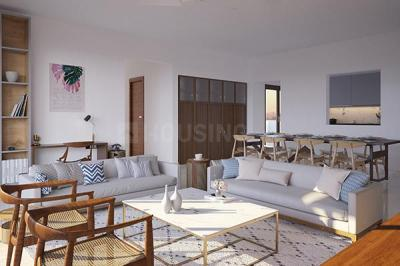 Gallery Cover Image of 1408 Sq.ft 3 BHK Apartment for buy in Assetz Marq 2, Kannamangala for 9300000