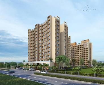 Gallery Cover Image of 1450 Sq.ft 3 BHK Apartment for rent in Kavisha Celebrations, Ghuma for 16000