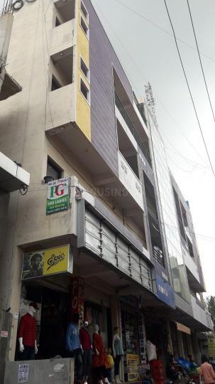 जीबी पाल्य में साई बालाजी पीजी में बिल्डिंग की तस्वीर