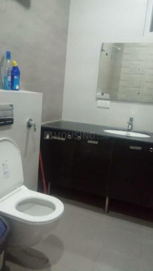 Bathroom Image of Brand New PG Accomadation With 2 Time Meal in Malviya Nagar