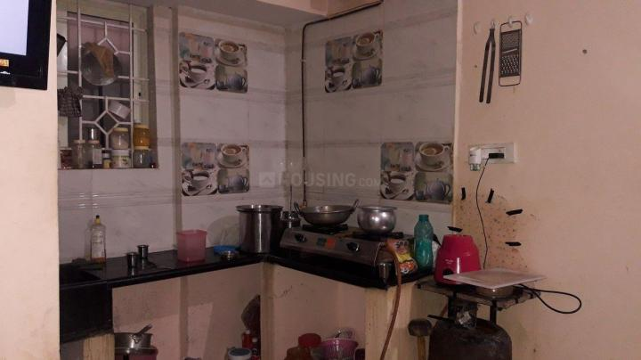 Kitchen Image of Jaagruth PG in Electronic City