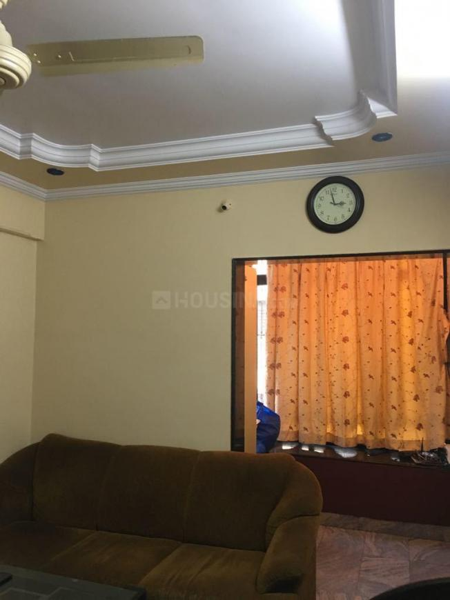 Living Room Image of 800 Sq.ft 2 BHK Apartment for rent in Malad East for 38000