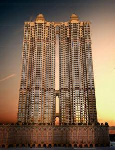 Gallery Cover Image of 1065 Sq.ft 2 BHK Apartment for buy in Arihant Clan Aalishan Phase 1, Kharghar for 8600000