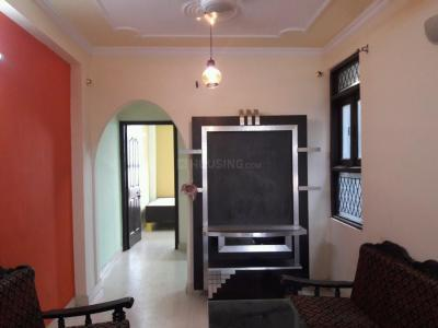 Gallery Cover Image of 810 Sq.ft 2 BHK Independent Floor for rent in Said-Ul-Ajaib for 20000