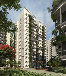 Gallery Cover Image of 1317 Sq.ft 2 BHK Apartment for buy in Mana Uber Verdant II, Doddakannelli for 7770000
