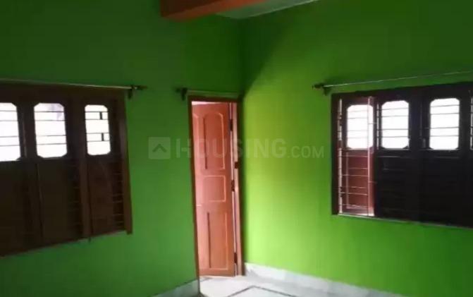 Bedroom Image of 422 Sq.ft 1 RK Villa for rent in Kaikhali for 4300