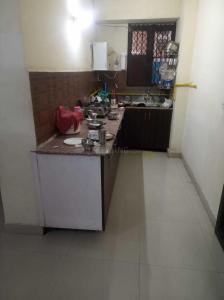 Kitchen Image of 1250 Sq.ft 2 BHK Apartment for buy in Ascent Savy Ville de, Raj Nagar Extension for 3700000
